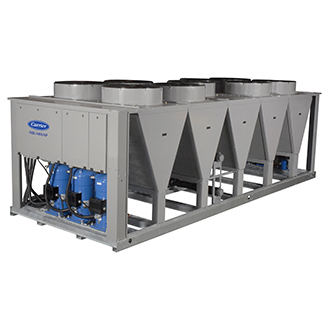 30RAP100-150 Aquasnap Air-Cooled Chiller with Puron Refrigerant